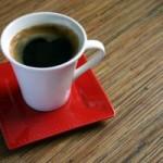 Šálek kávy před cvičením? Ano!