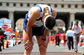 unavený běžec
