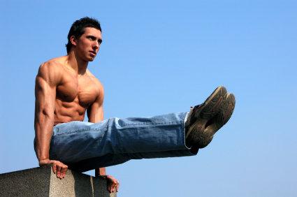 Cvičení s vlastní vahou