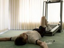 únava ze cvičení