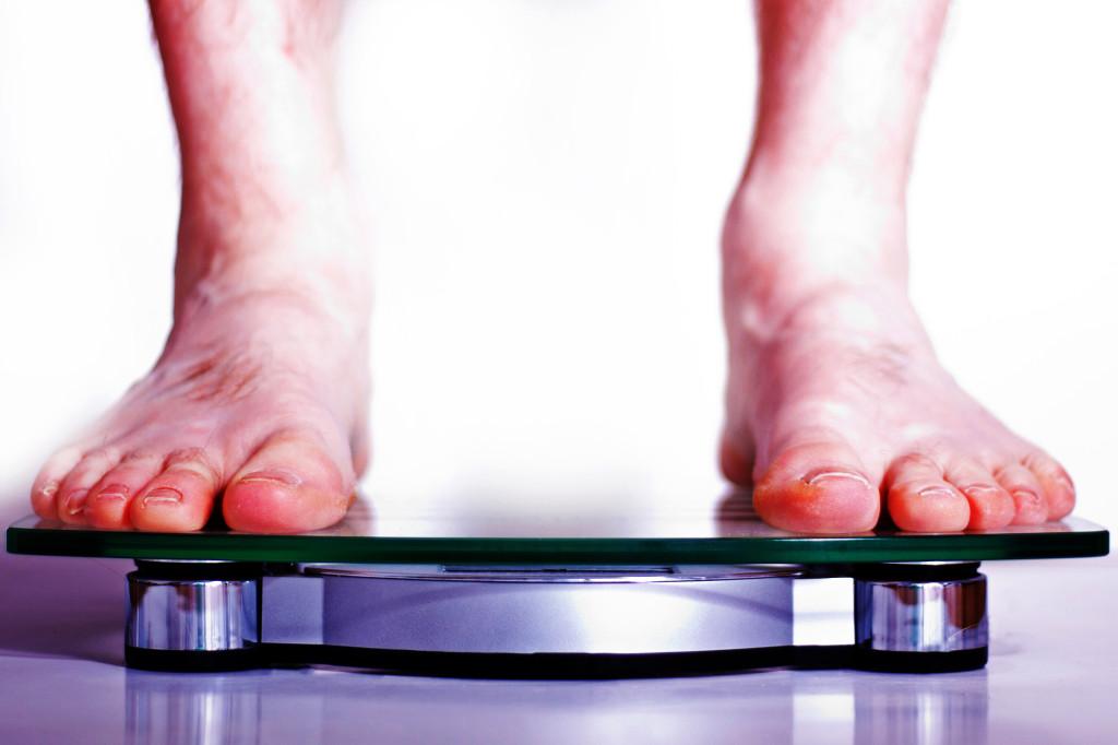 základy hubnutí - váha