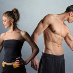Ženy vs. muži – komu se hubne snáz?